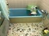 解体前浴室