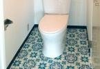 新設 トイレ