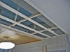 リビングの天井を広げる