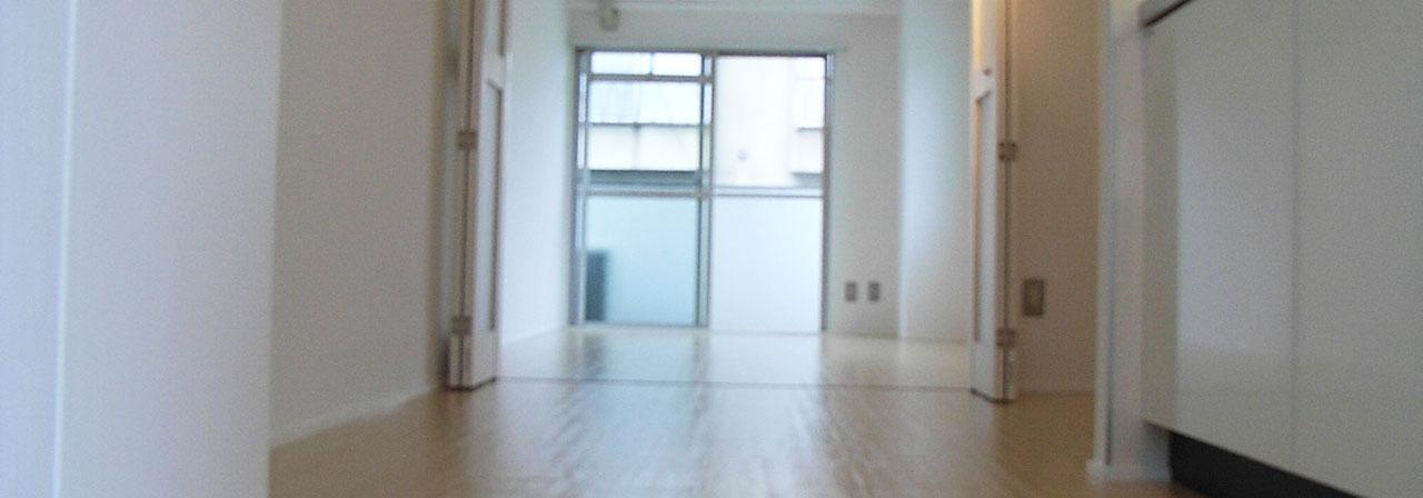 サンハウス 201号室●リニューアル工事